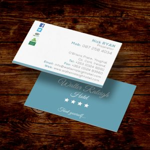 Business Cards Cork